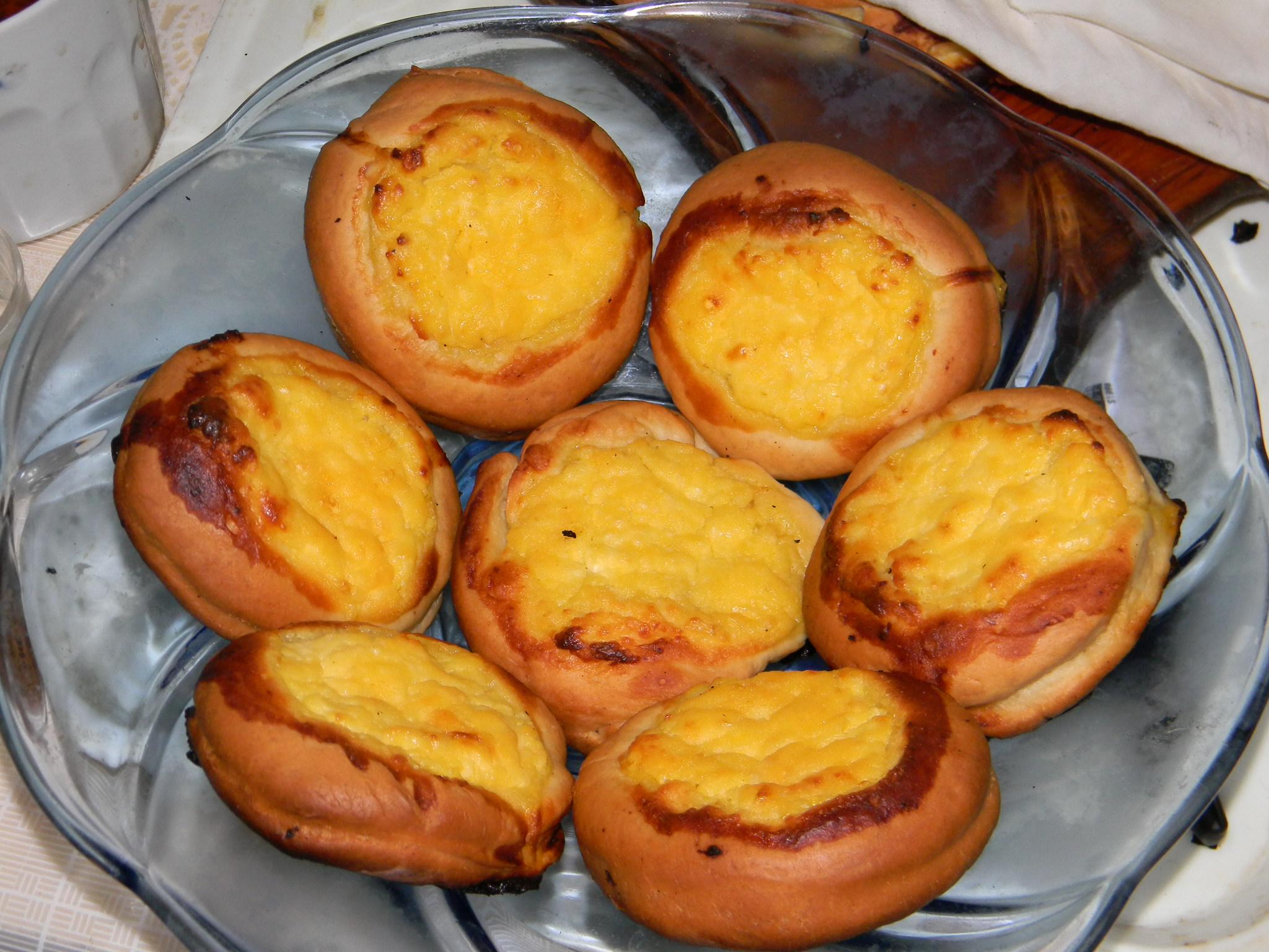 Шанежка с картошкой рецепт пошаговое фото