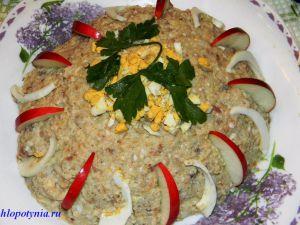 Селедочное блюдо